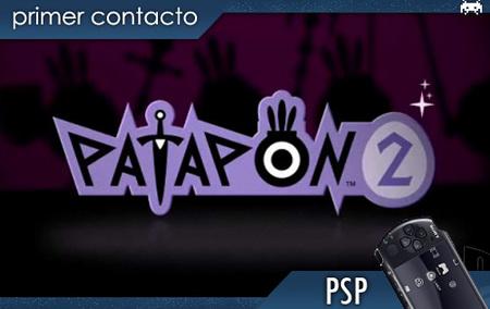 'Patapon 2'. Primer contacto