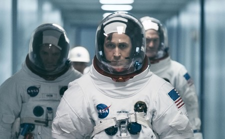 'First Man (El primer hombre)' es un largo y tedioso drama que sólo despega con el espectacular viaje a la Luna