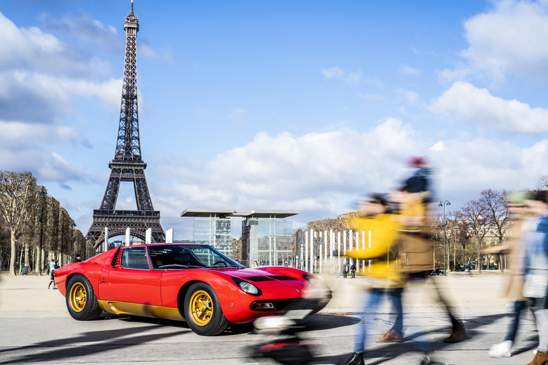 Foto de Lamborghini Miura SV de Jean Todt (37/37)