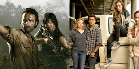 Ya hay fecha para el esperado crossover de 'The Walking Dead' y 'Fear the Walking Dead'