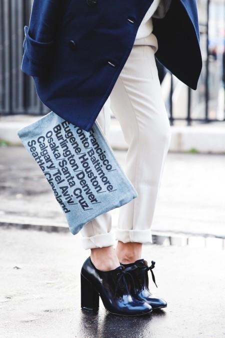 Si no quieres hablar ¡que tu bolso lo haga por ti!