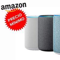 Nuevo precio mínimo en Amazon para el Echo de tercera generación: ahora lo tienes por sólo 54,99 euros con 45 de rebaja