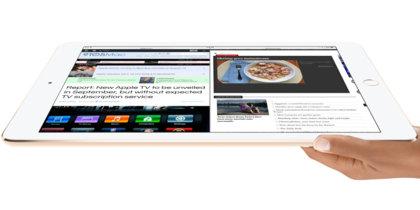 Más del iPad Pro: LTE, 64 GB de almacenamiento, teclado y stylus se venderán por separado