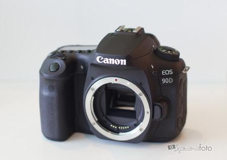 Toma Contacto Canon Eos 90d 6