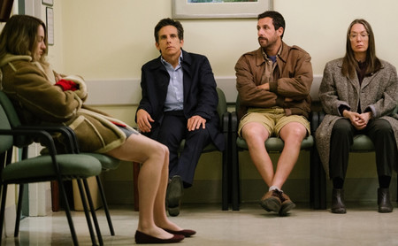 'The Meyerowitz Stories (New and Selected)' es la primera gran película de Netflix