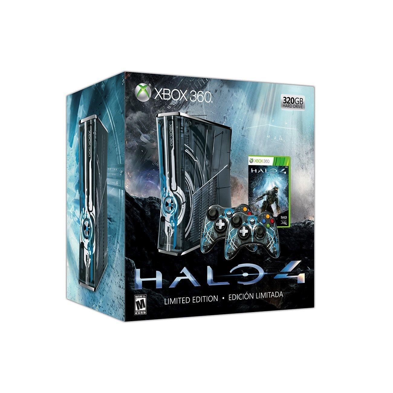 Foto de Xbox 360 edición especial Halo 4 (3/8)