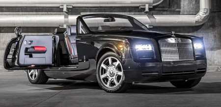 Rolls-Royce Phantom Drophead Coupé Nighthawk
