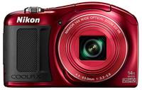 Batería de novedades Nikon, objetivo, Flash, y un par de cámaras compactas