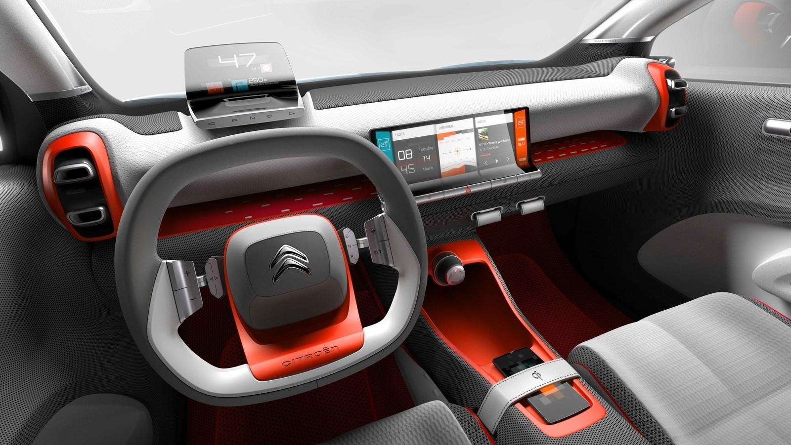 Foto de Citroën C-Aircross Concept (8/12)