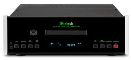 McIntosh presenta su nuevo lector de CDs, un modelo de alta gama con el que ampliar la vida de tus viejos compactos