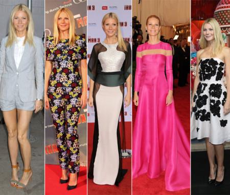 Gwyneth Paltrow mejores looks 2013