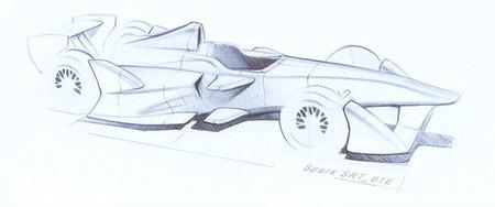 Monoplazas Fórmula E - Dallara