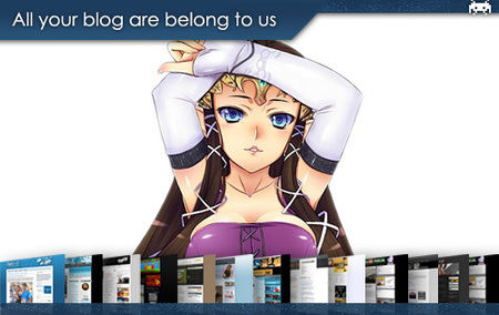 All your blog are belong to us (XXXVI)