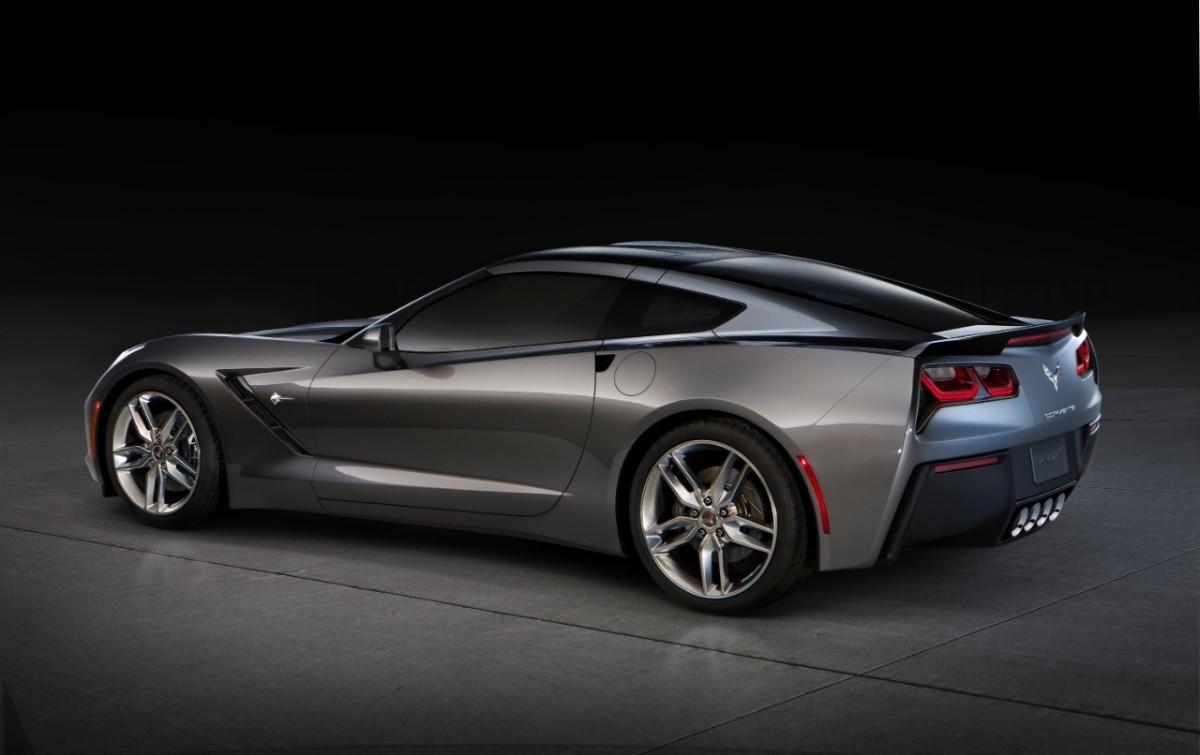 Foto de 2014 Chevrolet Corvette Stingray (28/43)