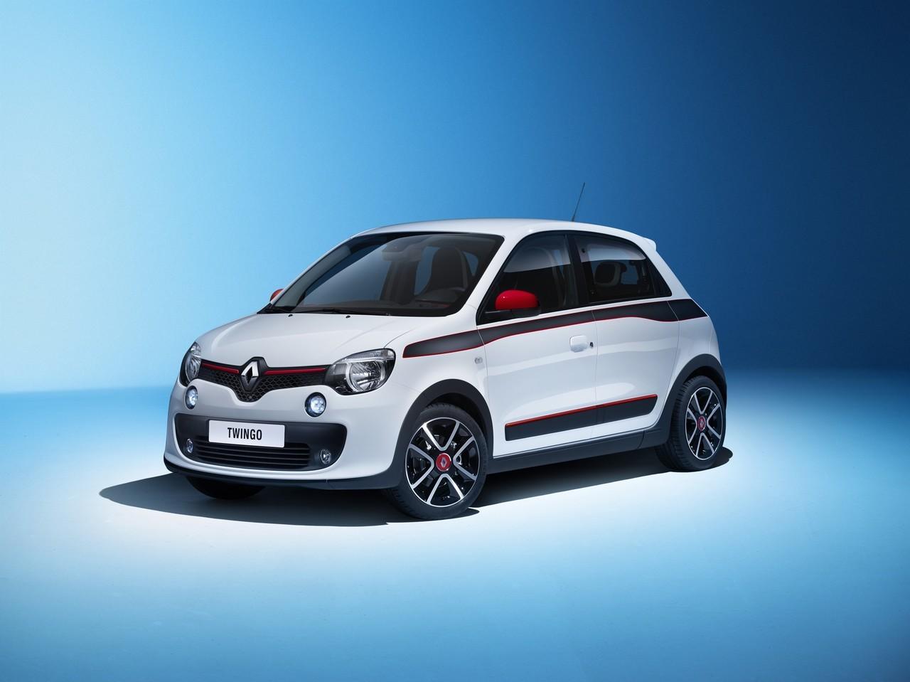 Foto de Renault Twingo 2014 (1/13)