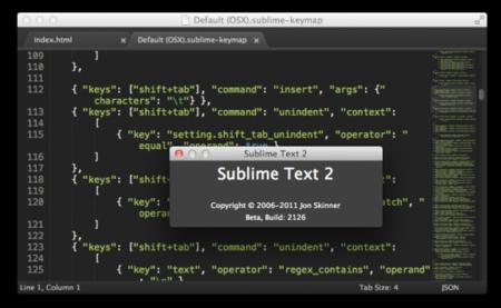 Hablamos de Sublime Text 2, plantillas HTML 5 en Java y herramientas del futuro, repaso por Genbeta Dev