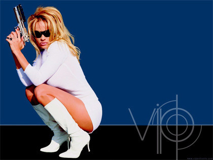 Pamela Anderson en VIP