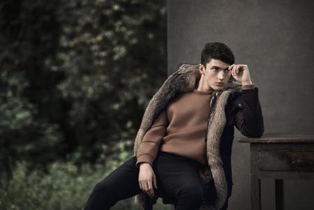Zara Hombre Otoño Invierno 2014