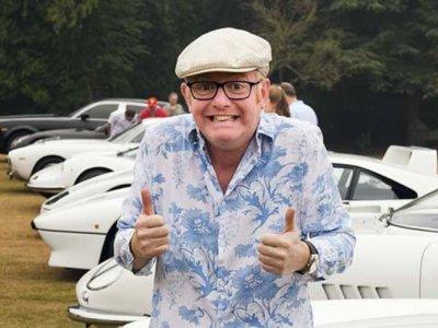 Chris Evans habría amenazado con abandonar 'Top Gear'