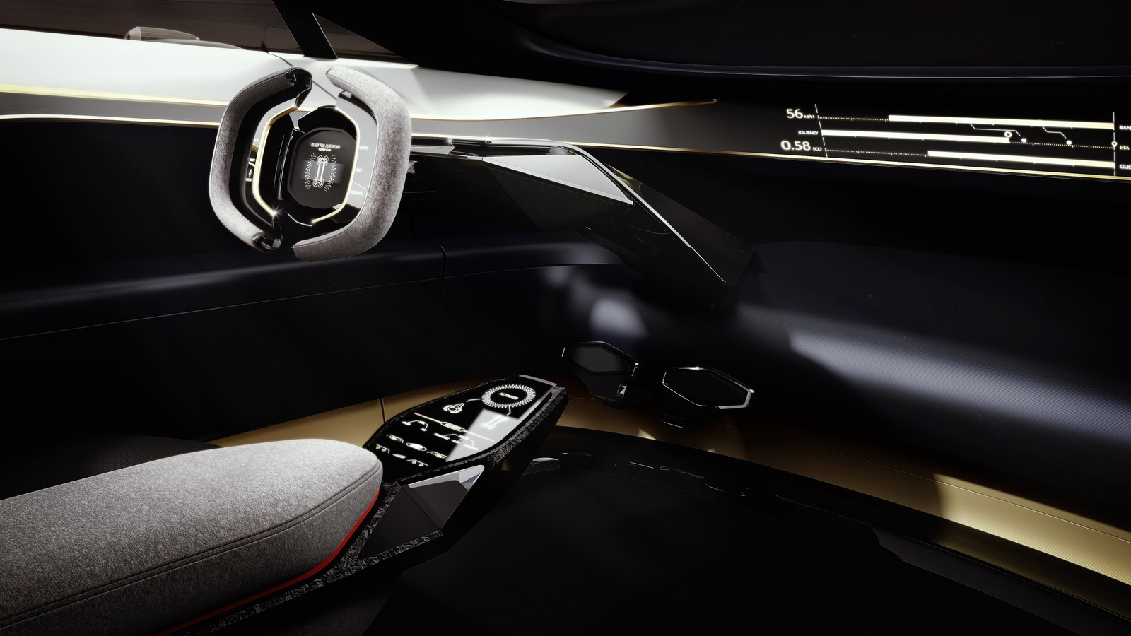 Foto de Lagonda Vision Concept (20/23)