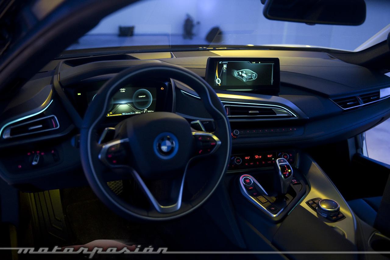 Foto de BMW i8, primeras impresiones (14/21)