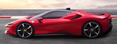 Ferrari no está convencida de que vaya a ser una marca completamente eléctrica, mucho menos a corto-medio plazo