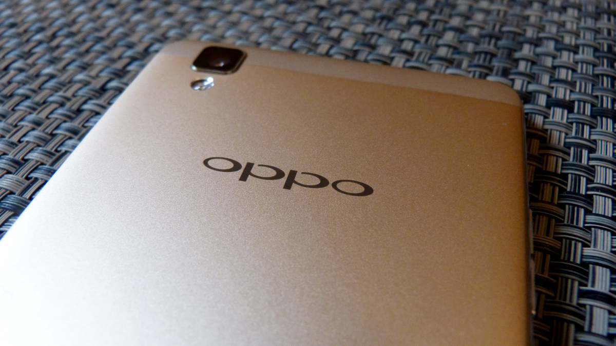 Foto de Oppo F1, Diseño (3/19)