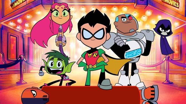 'Teen Titans Go! La película' es la cinta de superhéroes que el fandom merece (y también la que necesita)
