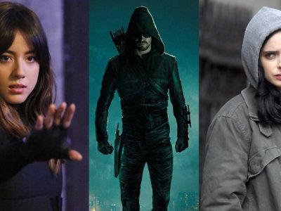 ¿Cuál es el mejor superhéroe de las series actuales?