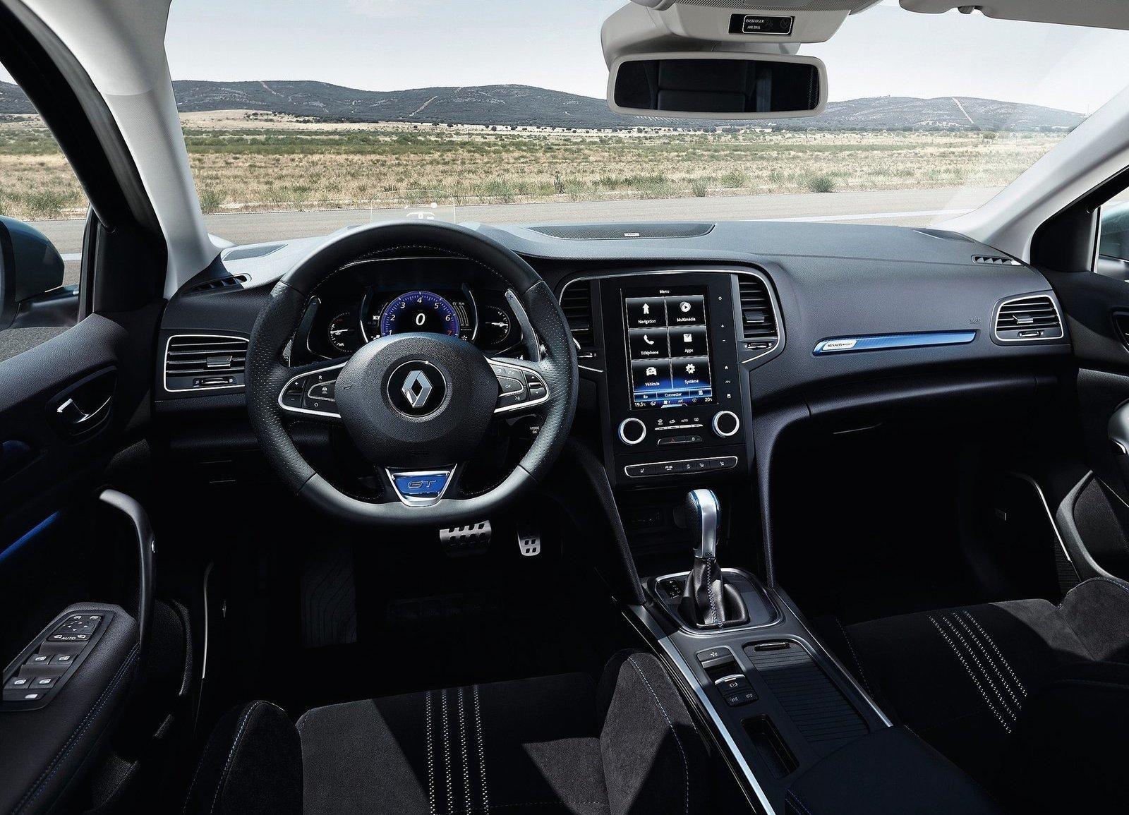 Foto de Renault Mégane 2016 (25/52)