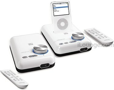 [CES 2007] Creative Xdock Wireless, transmisor para el iPod