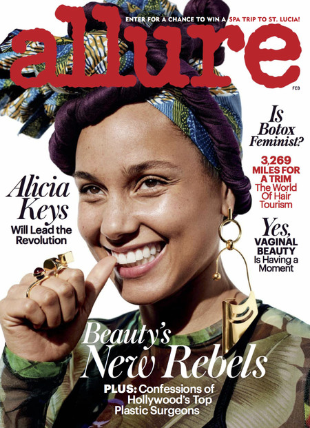 Allur:   Alicia Keys