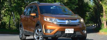 Honda BR-V, a prueba: un diestro balance entre cantidad de lámina y de asientos