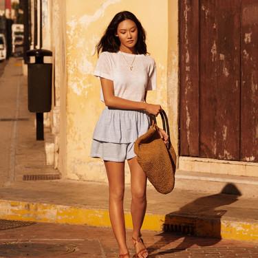 Los looks más sencillos pueden ser casual y H&M nos lo enseña a golpe de buenas ideas