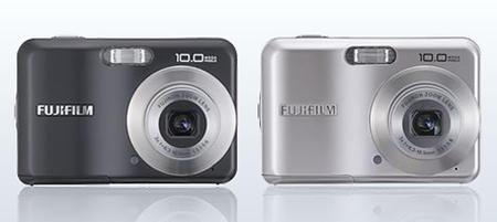 Nuevas Fujifilm A100 y A150, una humilde actualización