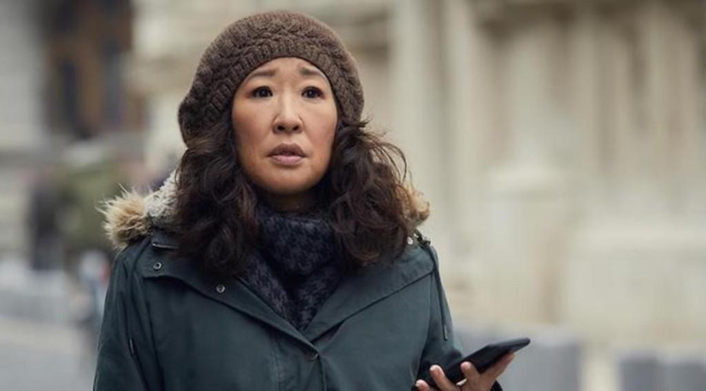 Sandra Oh, mejor actriz de serie dramática de los Globos de Oro 2019 por 'Killing Eve'