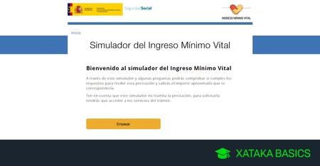 Cómo saber si puedes acceder al Ingreso Mínimo Vital con el simulador de la Seguridad Social