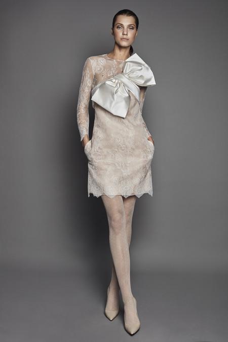 Vestidos de novia para parecer mas alta