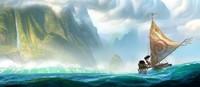 'Moana', primera imagen de la nueva película de Disney