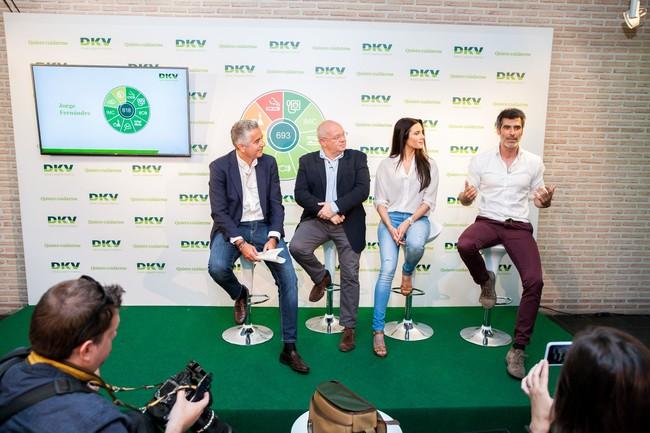 DKV presentación a la prensa