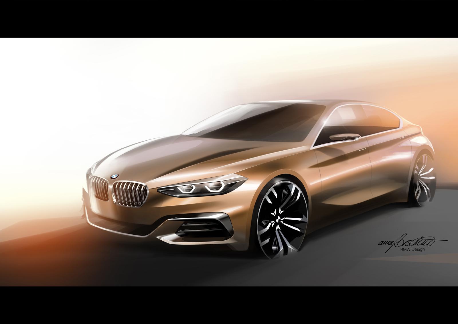 Foto de BMW Concept Compact Sedan (21/26)