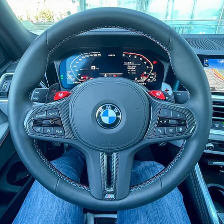 BMW M3 Competition volante