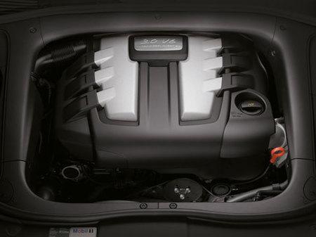 Porsche Cayenne Diesel - Motor 3.0 V6 TDI