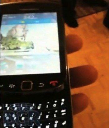 BlackBerry Bold 9800, aunando varias tecnologías e interfaces bajo un mismo dispositivo
