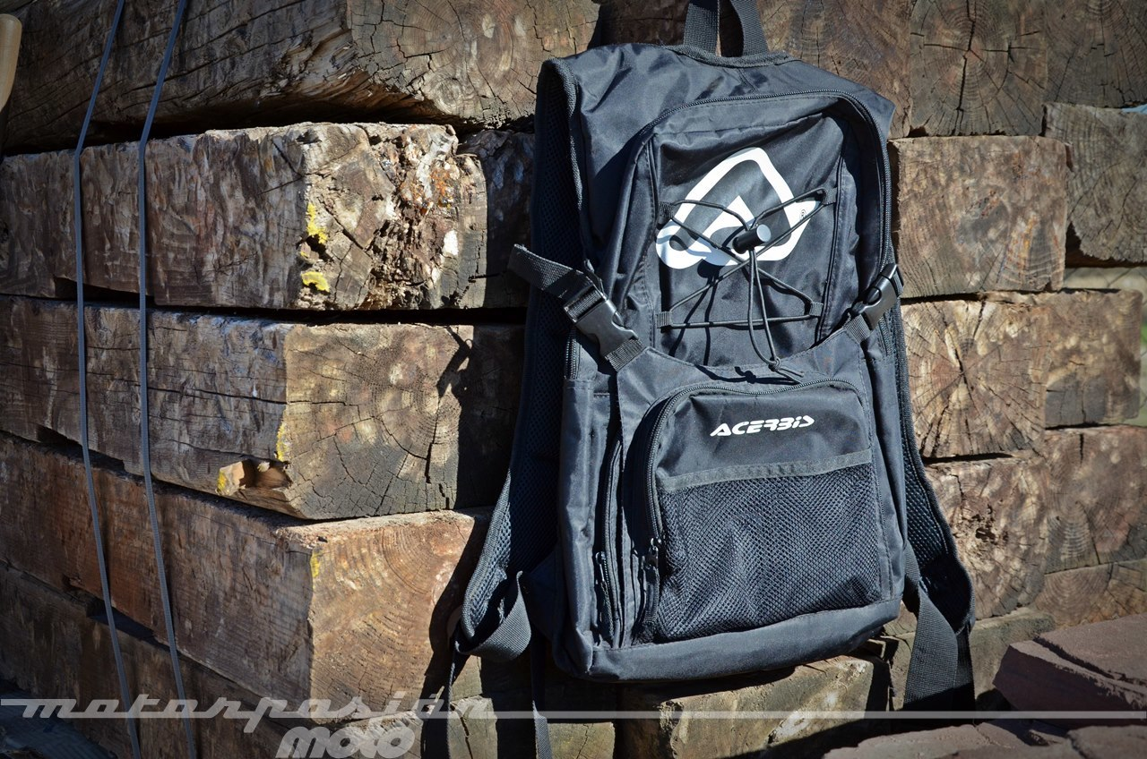 Foto de Acerbis Drink Back Pack H2O (1/8)
