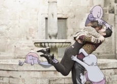 ¿Fotos aburridas? Este artista las edita y les da una nueva y divertida vida
