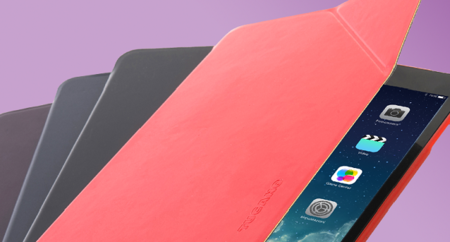 Slimmy, las nuevas fundas Tucano para iPad Mini
