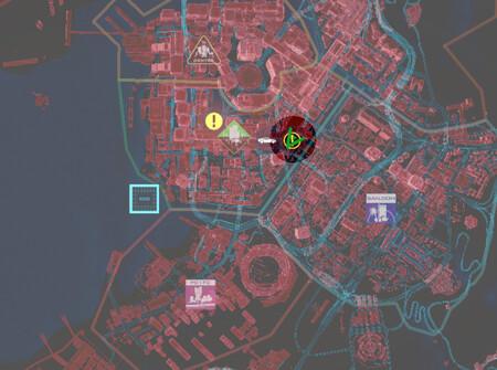 Mapa Cyber Skip