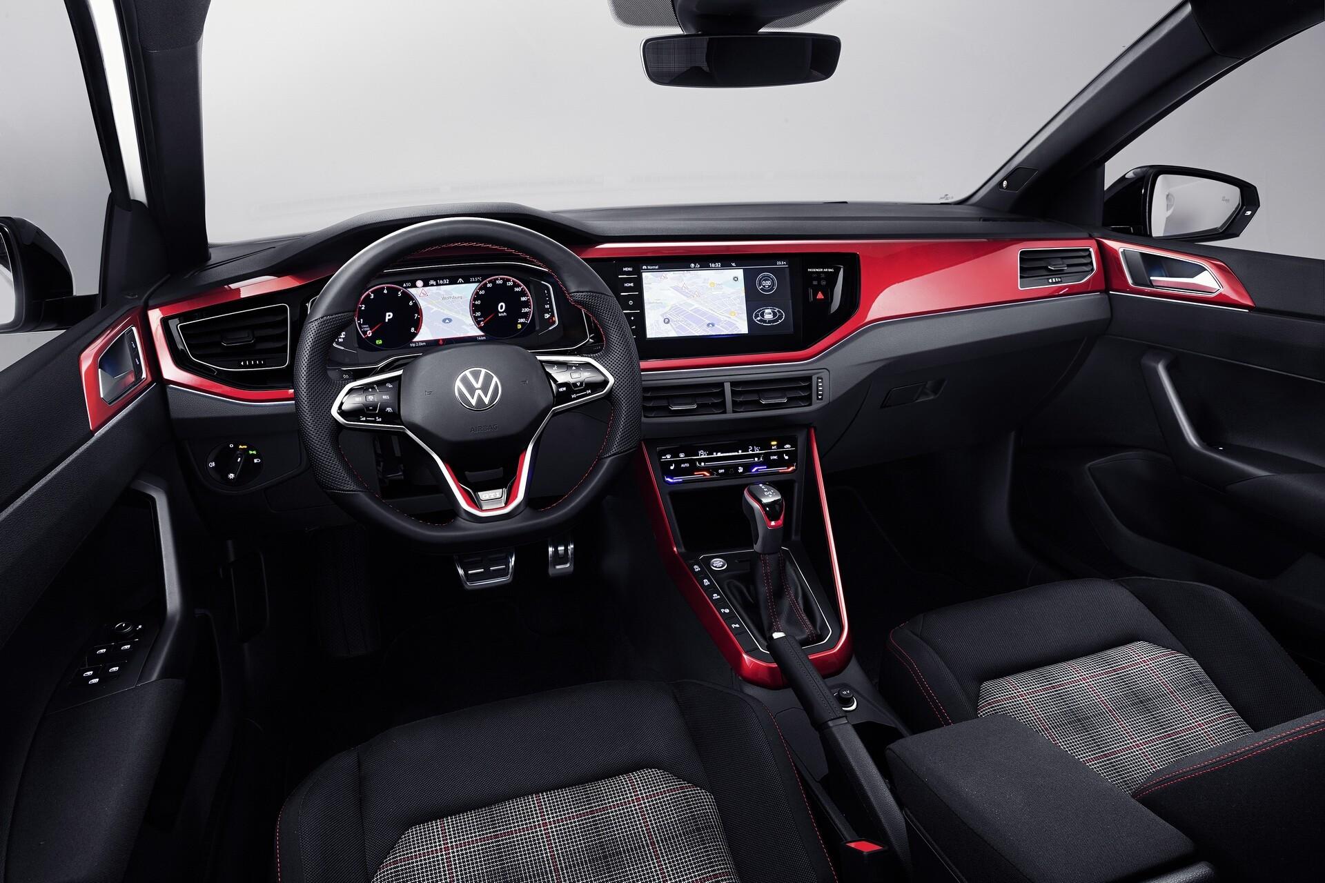 Foto de Volkswagen Polo GTI 2022 (12/17)