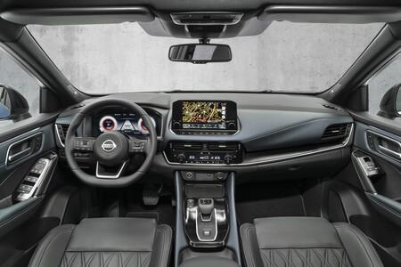 Nissan Qashqai 2021 Prueba Contacto 068